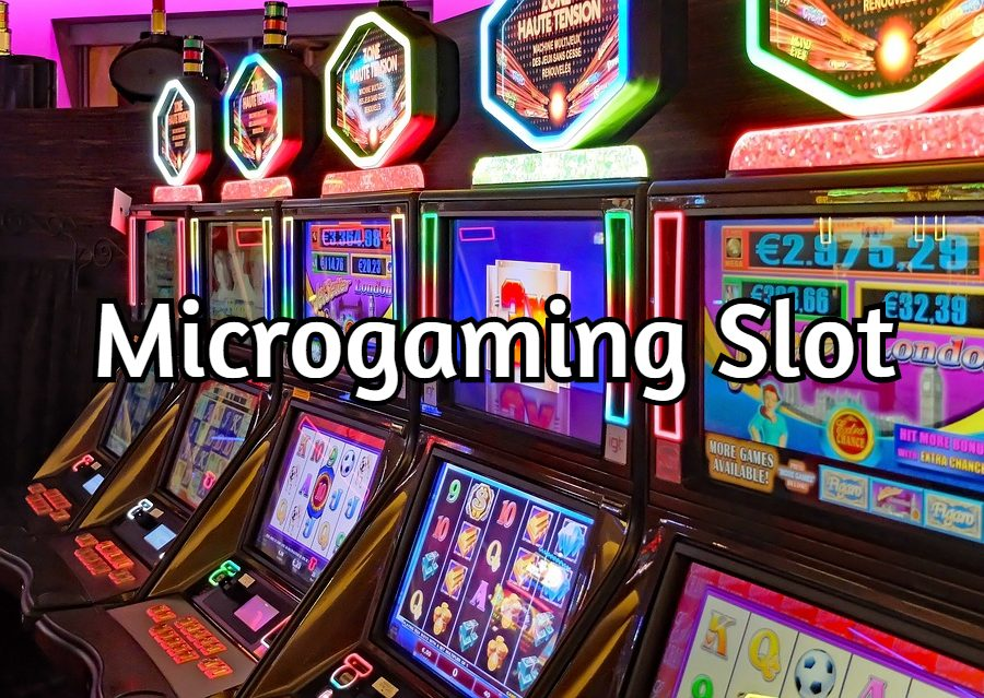 Microgaming Slot Bekerja Sama Dengan Big Time Gaming